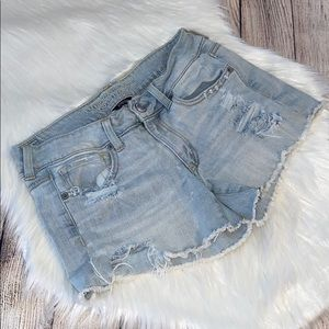 American Eagle outfitters midi shorts size 6